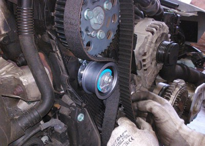 20% OFF Timing Belt & Water Pump Replacements